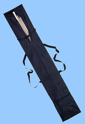 Nylon Pole & Flag Carrier