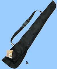 Padded Pole, Rifle & Sabre Bag