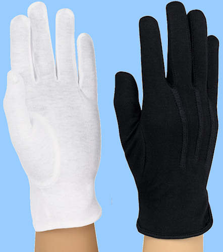 Cotton Military Gloves