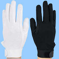 Deluxe Cotton Military Gloves