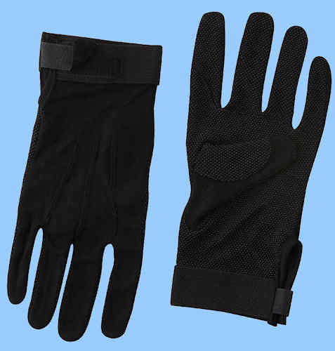 Deluxe Hook & Loop Gloves