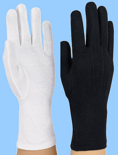 Long Wristed Sure Grip Gloves