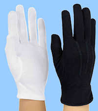 Polyester Stretch Gloves