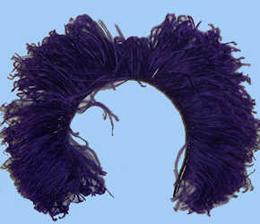 Cavalier Style Ostrich Plume