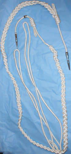 Double Braid 1-Color Breast Cord