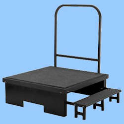 Adjustable Concert Podium