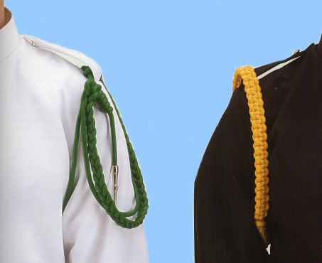 Gold Honor Cords